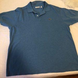 Lacoste t-shirt size xxl